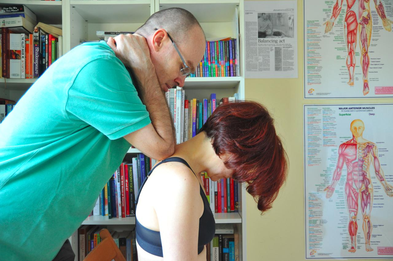 Rolfing and Back Pain