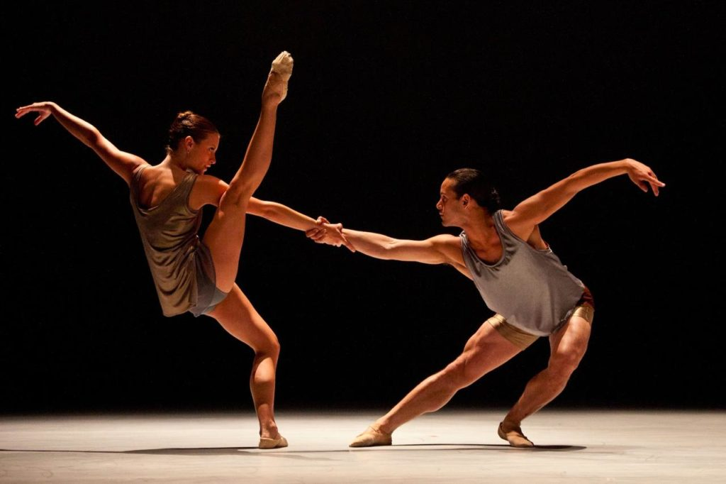 Rolfing and Dance